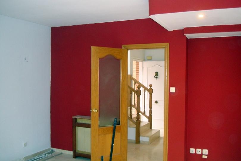 pintura de casas, maestro pintor de casas, pintores a domicilio santiago